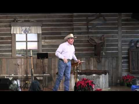 "John 1:1-14; 15:12-13; ""There Is No Greater Love"", 12-20-2015, Cowboy Church of Ennis"