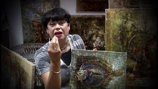 Как стать профессиональным художником и дорого продавать картины?