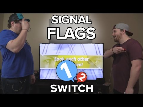 1-2-Switch: Signal Flags