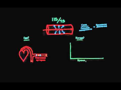 видео: Что такое кровяное давление?