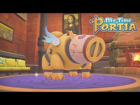 My Time At Portia (Full Release 1.0) #06 - End Of The Game?! |