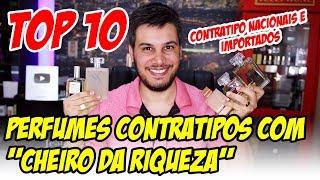 PERFUMES CONTRATIPOS COM CHEIRO DA RIQUEZA 😍💰