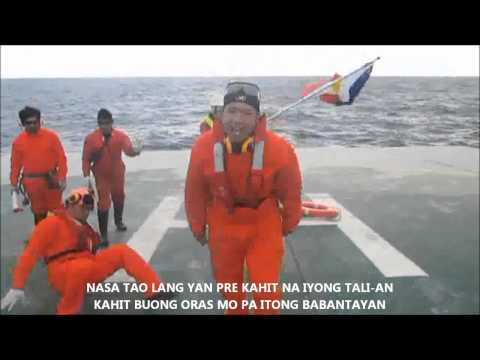 (OFFICIAL MUSIC VIDEO) SIGAW NG SEAMAN BY B: J.E.JEOPARDY HILIGAYNON'S PRIDE