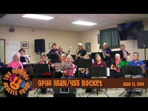 """Opihi Man/455 Rocket"" Two Harbors Ukulele Group 