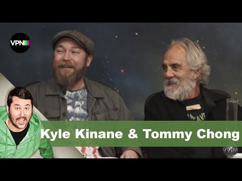 Tommy Chong & Kyle Kinane | Getting Doug with High