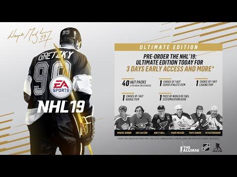 NHL 19 - HUT: вышел в 1 дивизион (Стрим: битва против коннекта) [озвучка] /18+/