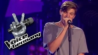 Georgia - Vance Joy | Joshua Harfst Cover | The Voice of Germany 2015 | Audition