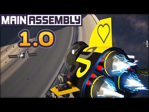 Main Assembly Out January 26th with SPACE Update! (Exclusive Trailer) |