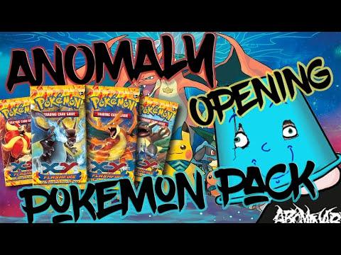 ANOMALY OPENING RARE POKEMON CARDS #1