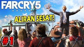 FAR CRY 5 INDONESIA - GAME TERBAIK TAHUN INI MANTAP - PART 1