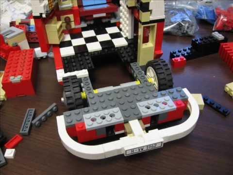 Lego 10220 Camper Rc Mod Doovi