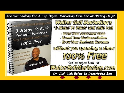 Searching a top marketing expert in Lake Mary FL?-Free Marketing Help-WalterBellMarketing.com