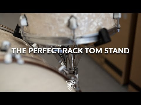 The Perfect Rack Tom Stand