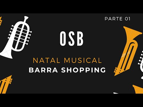 OSB no Natal Musical do Barra Shopping