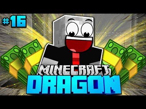 Noch Reicher als REICH?! - Minecraft Dragon #16 [Deutsch/HD]