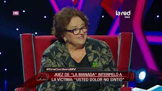 Mentiras Verdaderas – María Luisa Cordero– Miércoles 02 de Mayo 2018
