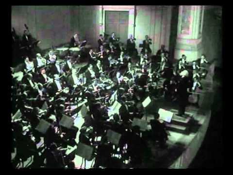 Carnegie Hall (1947) -- Stokowski conducts Tchaikovsky