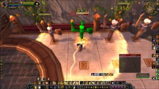 Level 90 mists of Pandaria ret paladin PVE guide and rotation
