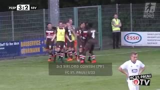 FC St. Pauli U23 - SSV Jeddeloh II I Highlights I FC St. Pauli TV