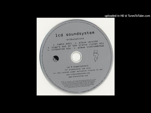 LCD Soundsystem - Tribulations (Album Instrumental) mp3