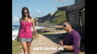 J Alvarez - Tiraera Pa Alpache Aka El Barbie ( Anti Alpache )