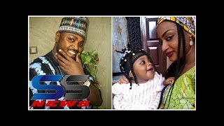 Kannywood actor ✰Adam A Zango✰ and his family