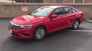 Quick Review of the 2019 Volkswagen Jetta S