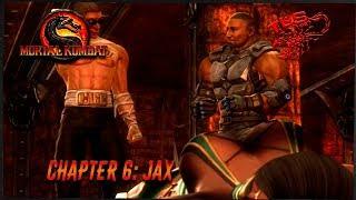 Story Mode ◄ Mortal Kombat (2011) ► Chapter 6: Jax