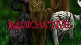 Коты Воители - Бич, Огневезд, Частокол, Звездоцап, Долгохвост, Ежевика и Коршун (Песня: Radioactive)