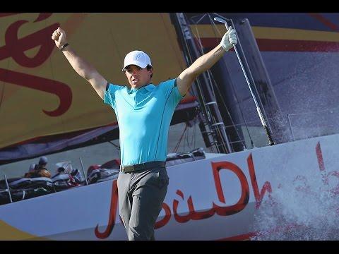 Shots of the Week - Abu Dhabi HSBC Golf Championship