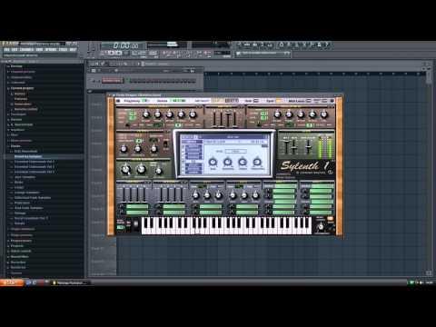 Sylenth1 : Sound Tutorial #08 - Psytrance Midrange-Arpeggiator [Deutsch]