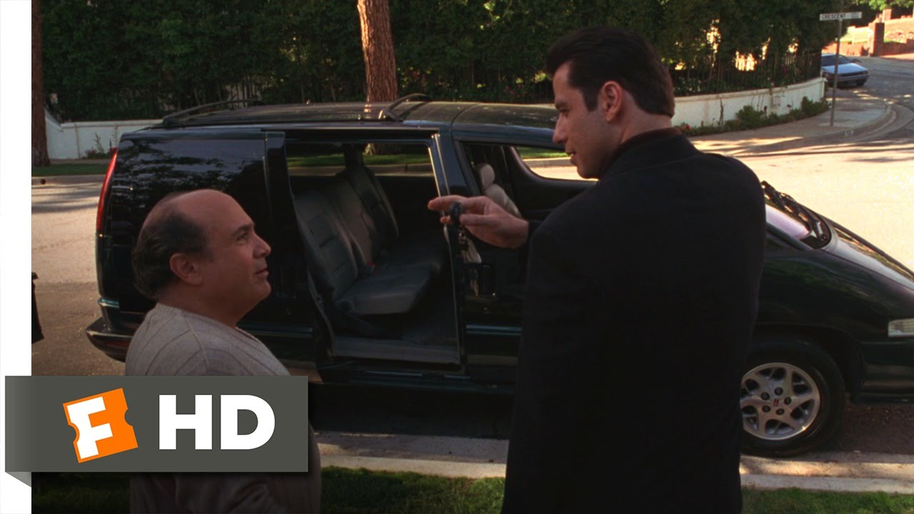 Download Get Shorty (8/12) Movie CLIP - The Cadillac of Minivans (1995) HD