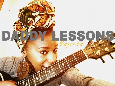 Daddy Lessons - Beyoncé (Acoustic Cover)