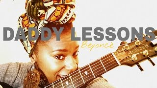 Daddy Lessons - Beyoncé (Acoustic Cover)