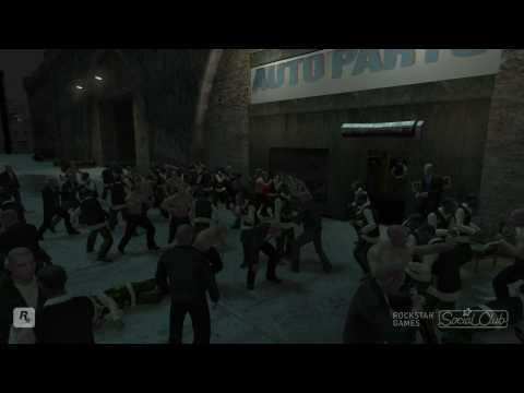 GTA 4 : Back Alley Brawl