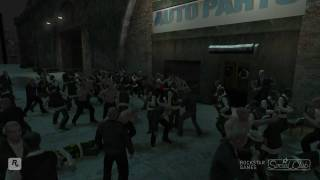 GTA 4 : Back Alley Brawl