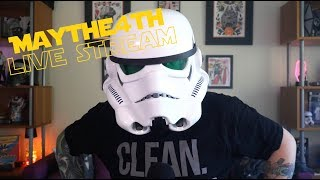 May my 4th be with you - A Star Wars Stream