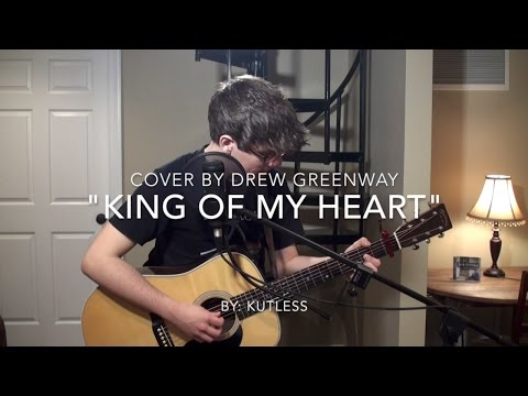 King of My Heart - Kutless (Acoustic Cover by Drew Greenway) Chords in Description