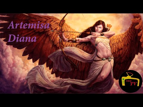 Breve Biografía Artemisa-Diana ( Febe, Hécate )