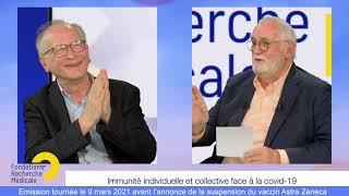 Immunité individuelle et collective face à la COVID-19