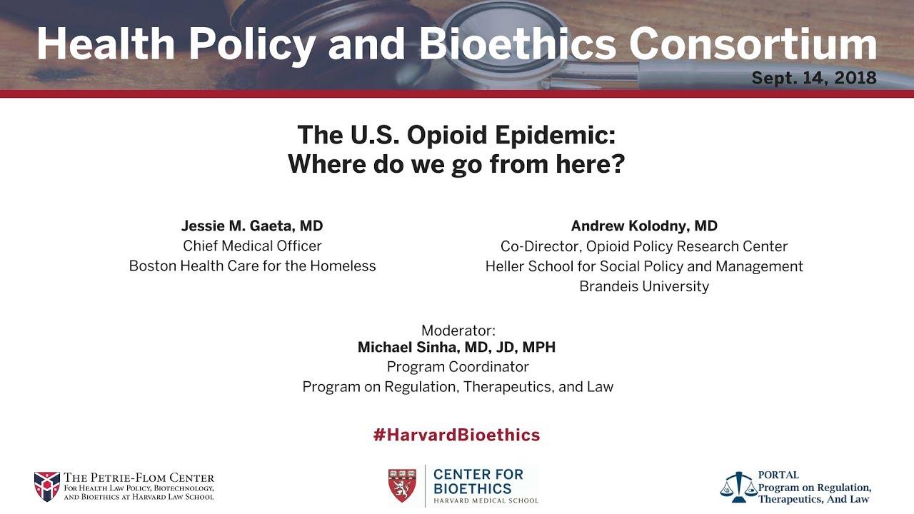 policyethx 2018-2019 - PORTAL: Program on Regulation, Therapeutics