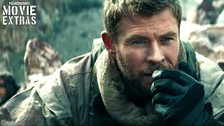 12 Strong release clip compilation & final trailer (2018)