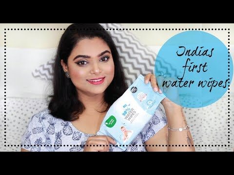 Chemical-Free WaterWipes Review