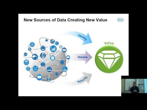 Francis Kendall: the New Data Paradigm