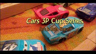 Cars 3P Cup Series Exhibition Race(SIGN-UPS CLOSED)