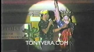 UNSEEN Video Charlie Barnett Rick Aviles Tony vera 1985 new york city Nightclub