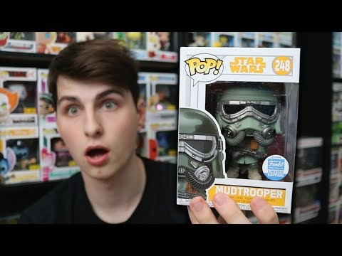 Star Wars Funko Shop Unboxing!