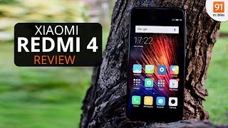 Xiaomi Redmi 4 Review:   best budget smartphone for 2017?