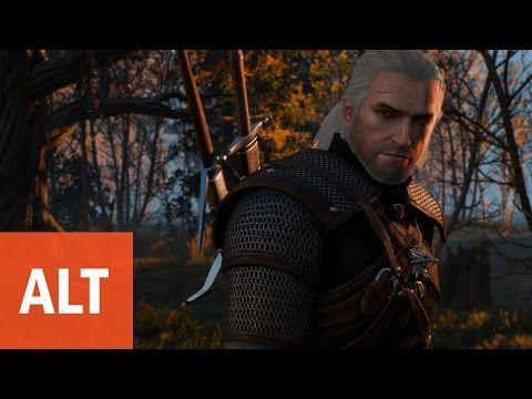 The Witcher 3: The Wild Hunt - Alternative Launch Trailer
