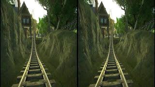 3D-VR VIDEO 129 SBS Virtual Reality Video 2K